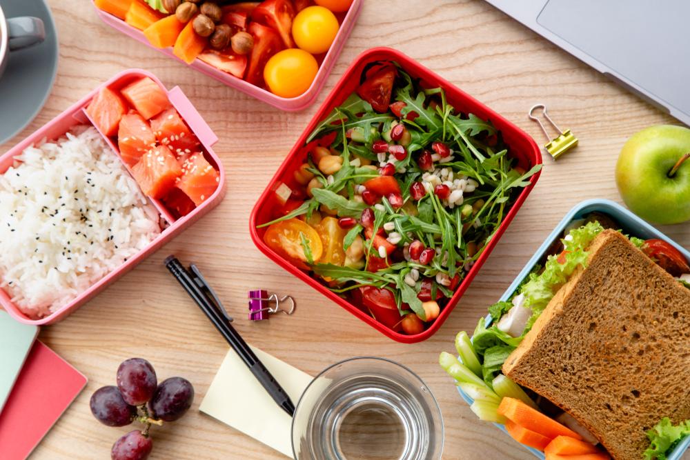 Masakan Simple Untuk Bekal Kerja untuk kesehatan keluarga
