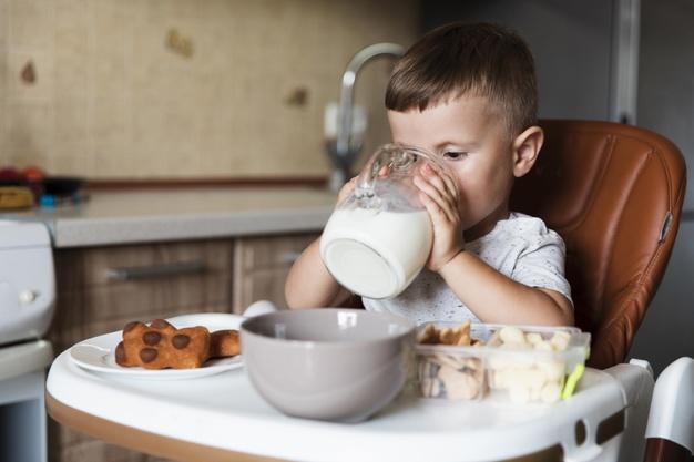 Manfaat Susu Penambah Nafsu Makan Untuk Anak